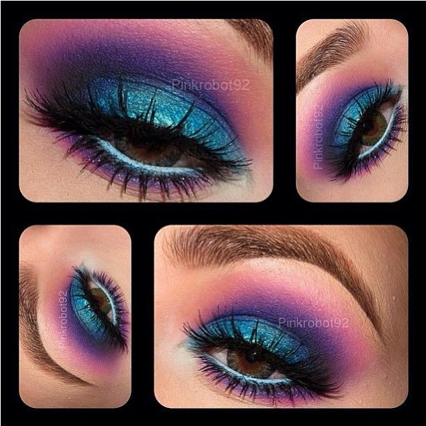 Breathtaking eyes by Pinkro