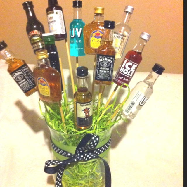 Made for a good guy friends 30th birthday! Gift Ideas