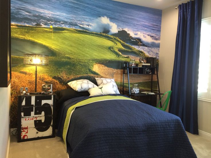 Exceptionnel 1000 Ideas About Golf Room On Pinterest Golf Simulators Indoor