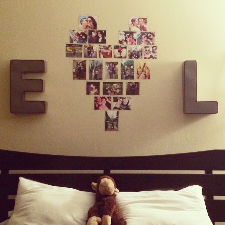 Cute idea for a couples apartment ️ #emmyandleo ...
