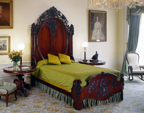 Perhaps The Most Famous Piece Of Furniture In White House Lincoln Bed Presidential