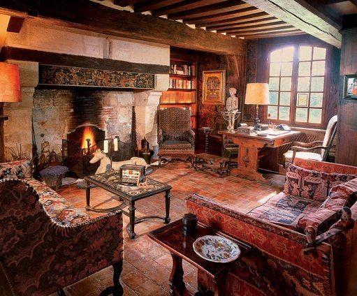 16th Century Italian House Interior Century Italian