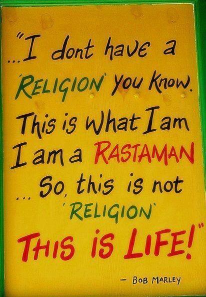 Famous Rastafarian Quotes