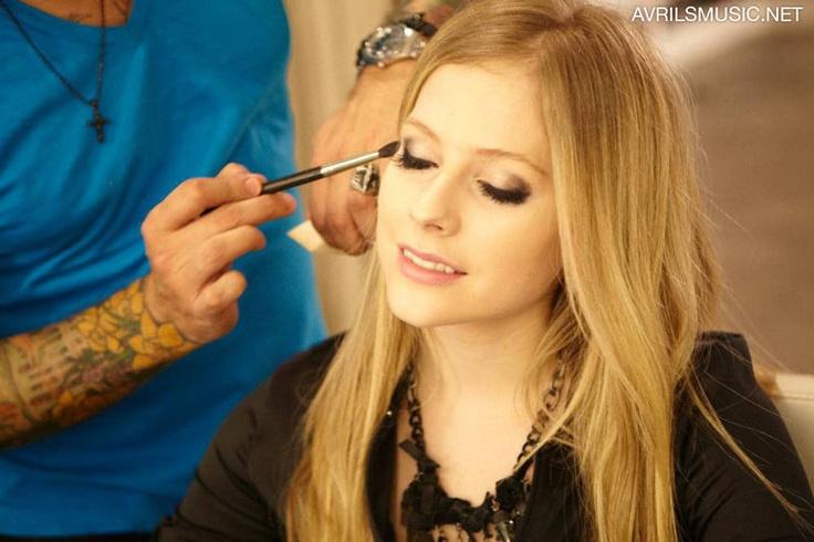 Avril Lavigne Makeup Eyes Tutorial Makeupview