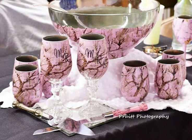 25 Best Ideas About Camo Wedding Centerpieces On
