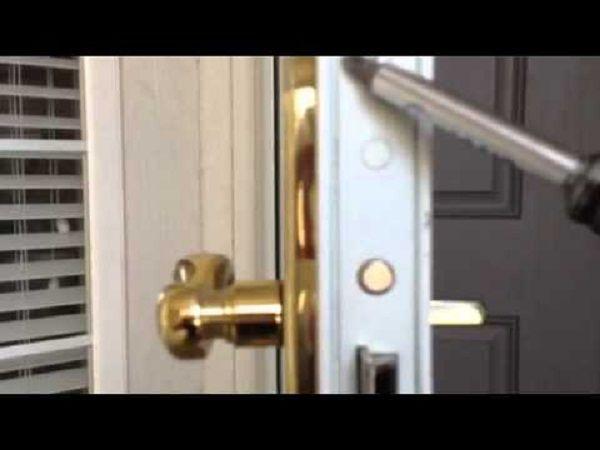 Pella Storm Door Latch Wont Open Door Designs Plans