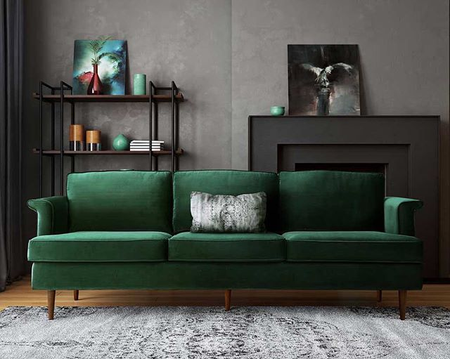 50 Best Images About Green Sofa Inspired On Pinterest