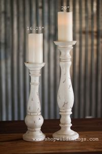 Been Wanting Some Chunky Candlesticks Since Forever You