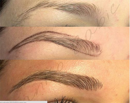17 Best Ideas About Permanent Eyebrows On Pinterest