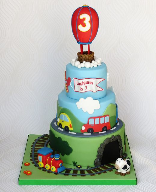 25 Best Ideas About Car Birthday Cakes On Pinterest Car