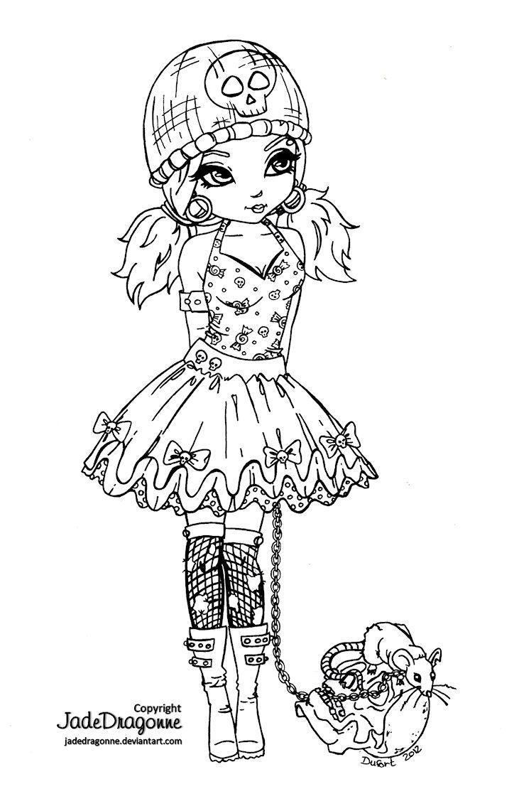 lolita and deviantart on pinterest