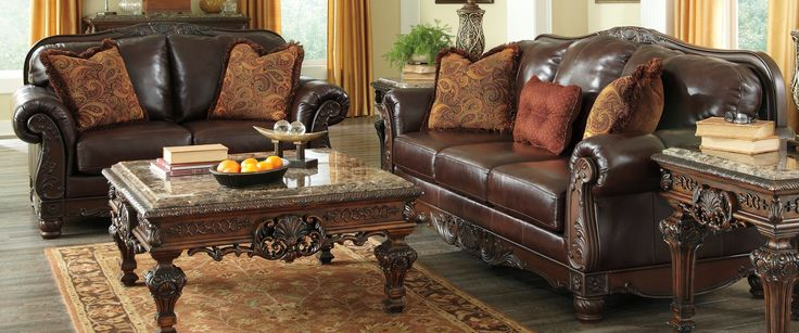 Slipper Chair And Ottoman