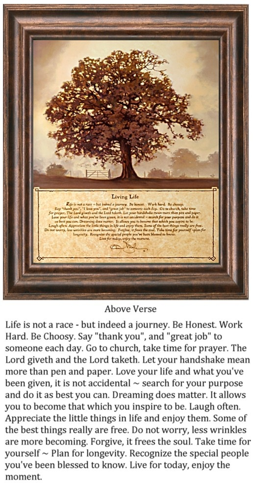 Living Life Poem By Bonnie Mohr Positive Words Of Wisdom