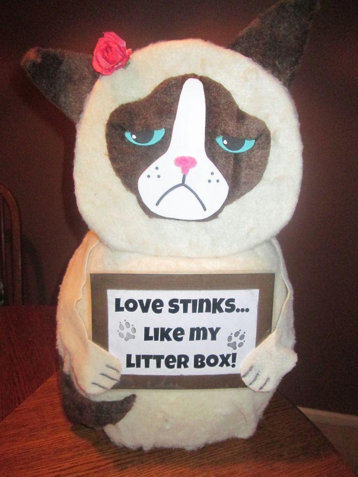 1000 Ideas About Grumpy Cat Birthday On Pinterest