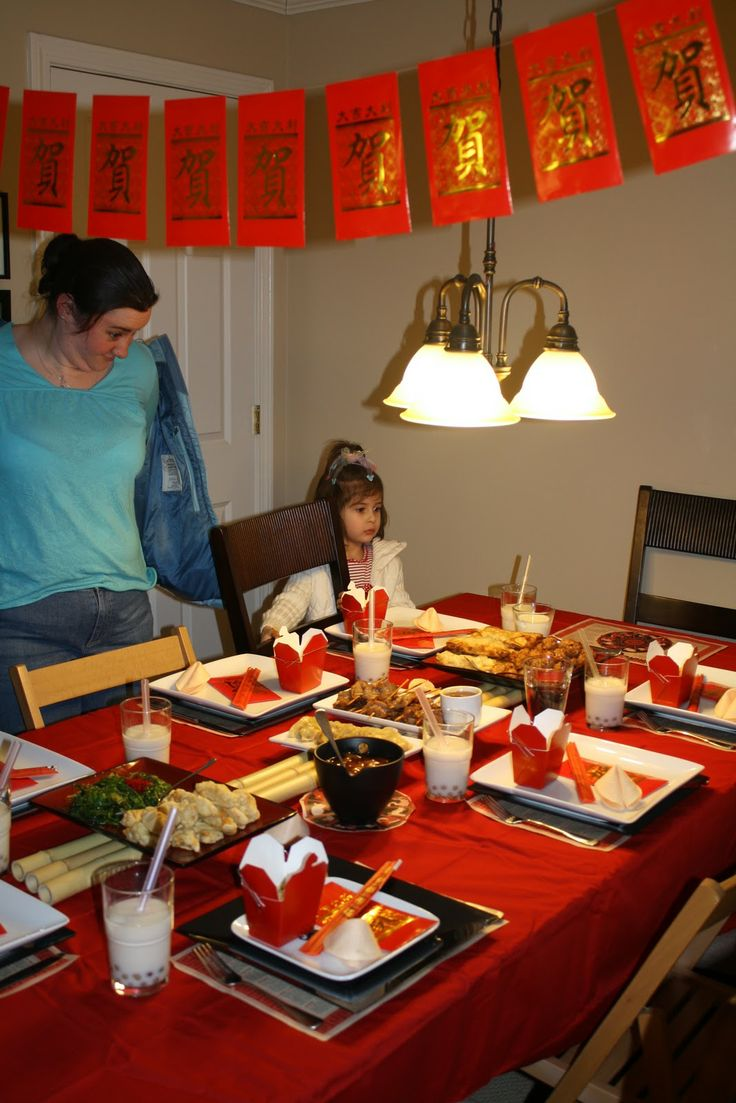Celebrate! Chinese party Pinterest Asian party themes