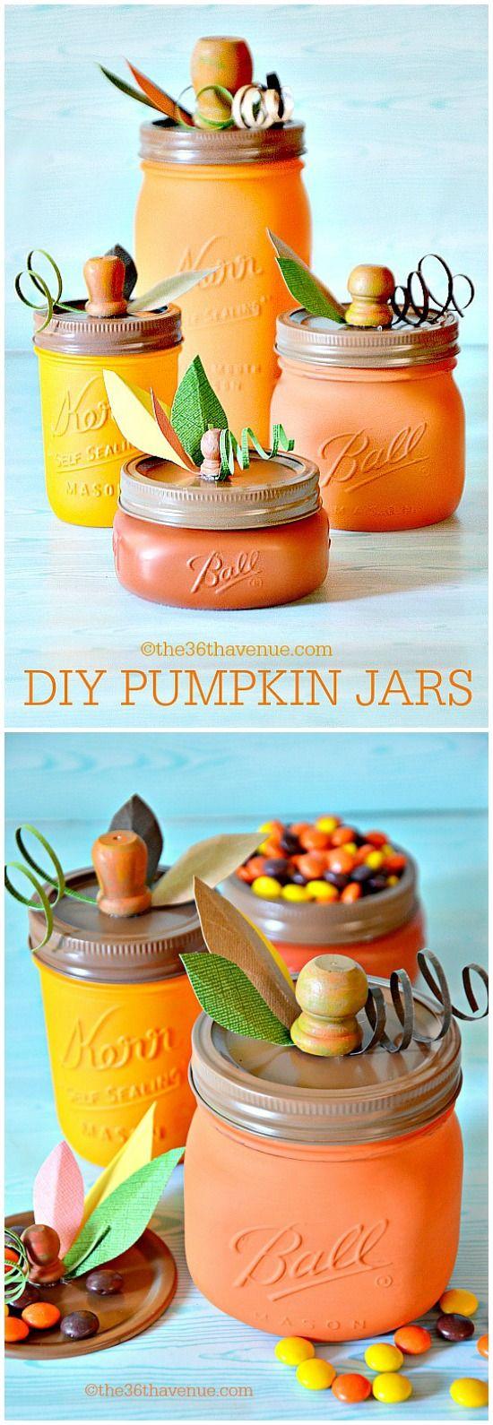DIY Pumpkin Ideas 28