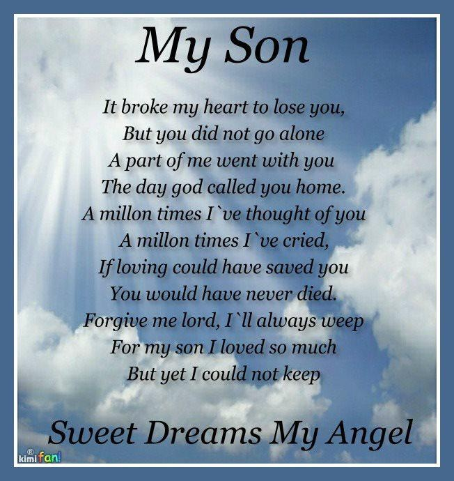 I Love You My Angel Jared Forever Missing You Stephen
