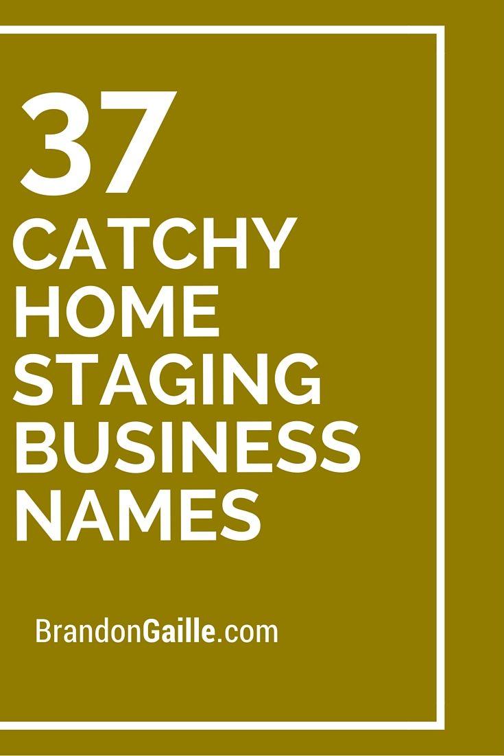 Good Names Interior Design Firms