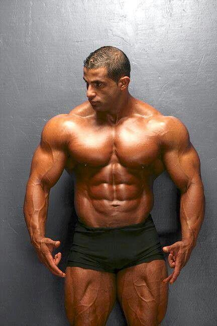 Physique Mens Contest Prep