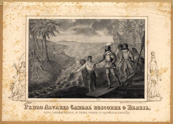 April 22, 1500 Portuguese navigator Pedro Álvares Cabral