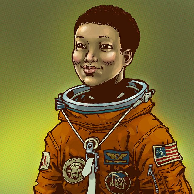 28 Best Images About Dr Mae Jemison On Pinterest Other People Fantastic Quotes And Astronauts