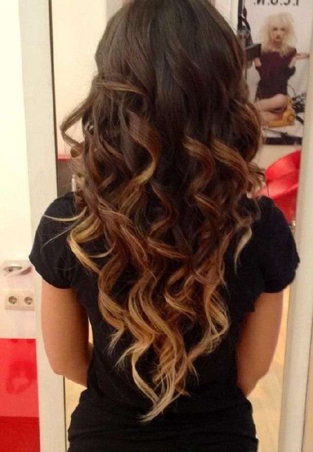 Ombre Hair 2014 – Ombre Hair Color Ideas for 2014 – Pretty Designs