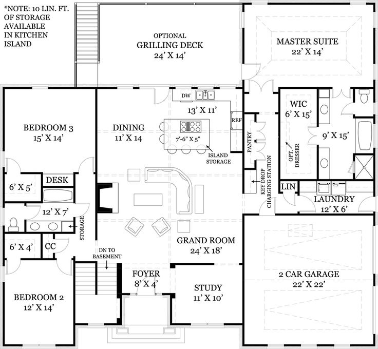 Foyer Plan Kit : Kit riverside entertainment wall unit could