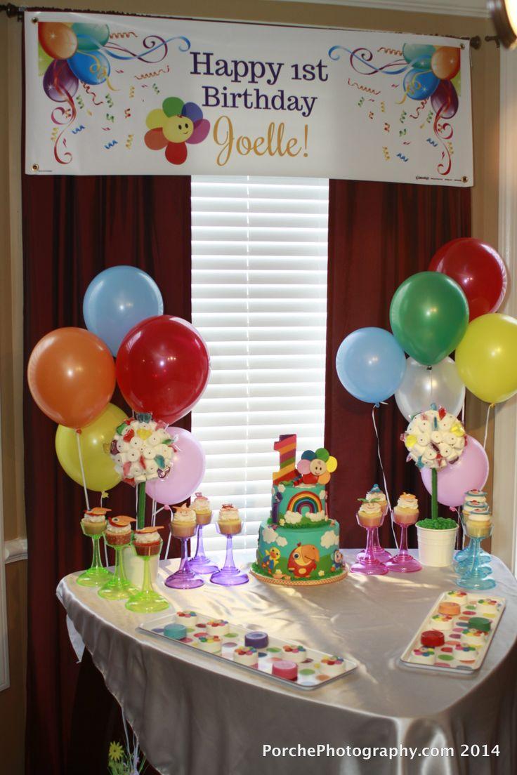 BabyFirst TV 1st birthday party Baby First TV birthday