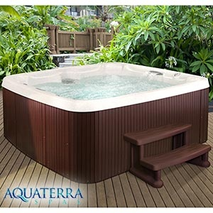AquaTerra Spas Verona 22 Hydrotherapy Jets 6 Person Spa