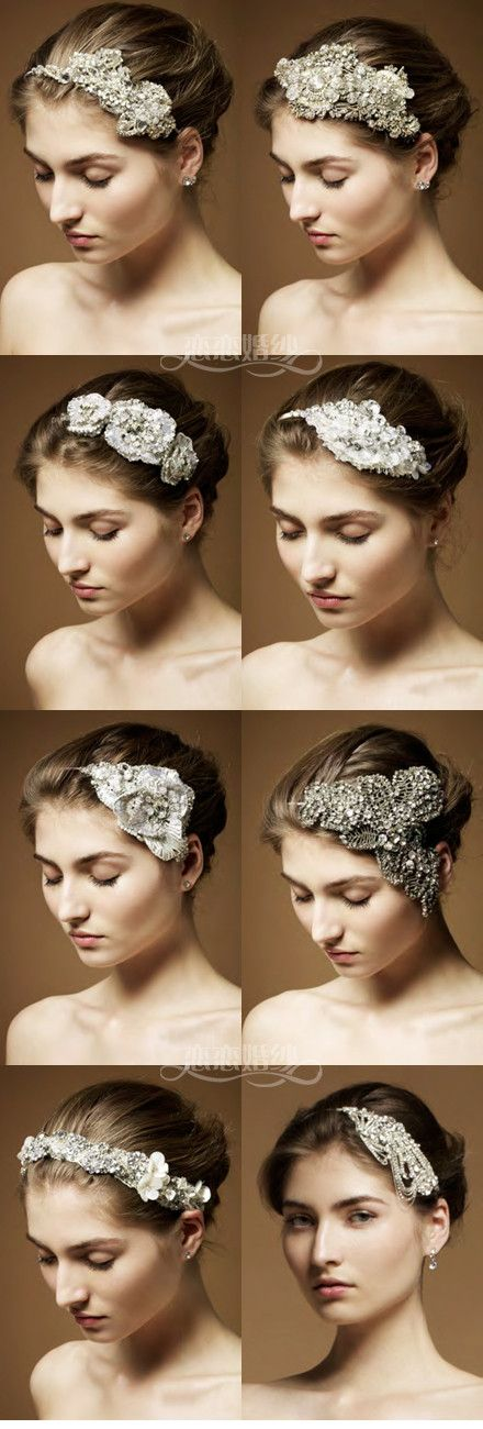 Love These Bridal Hair Accessories Theyd Be Perfect For