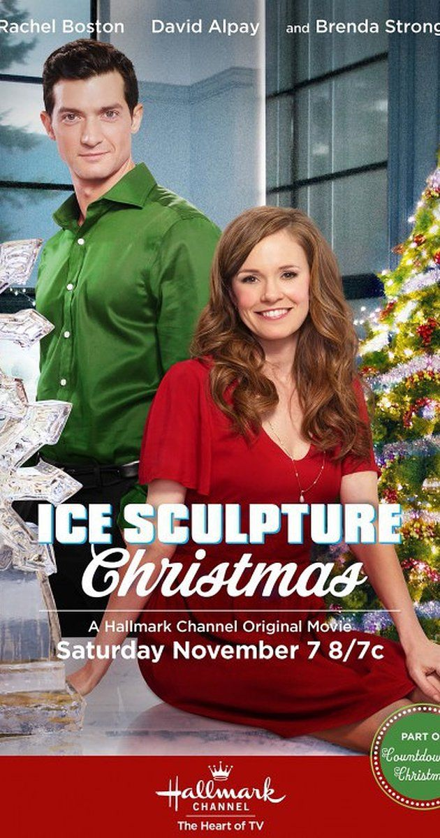 Ice Sculpture Christmas (TV Movie 2015). Very predictable