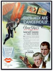 Image result for such men are dangerous 1930