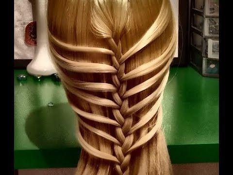 1000 Ideas About Mermaid Braid Tutorials On Pinterest