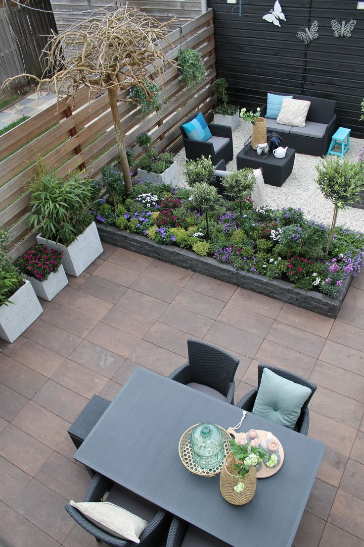 Small Garden Layout Ideas