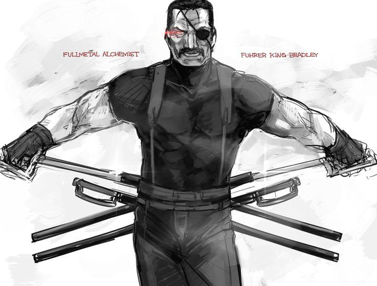 Fullmetal Alchemist Brotherhood Part 5 Cover Art