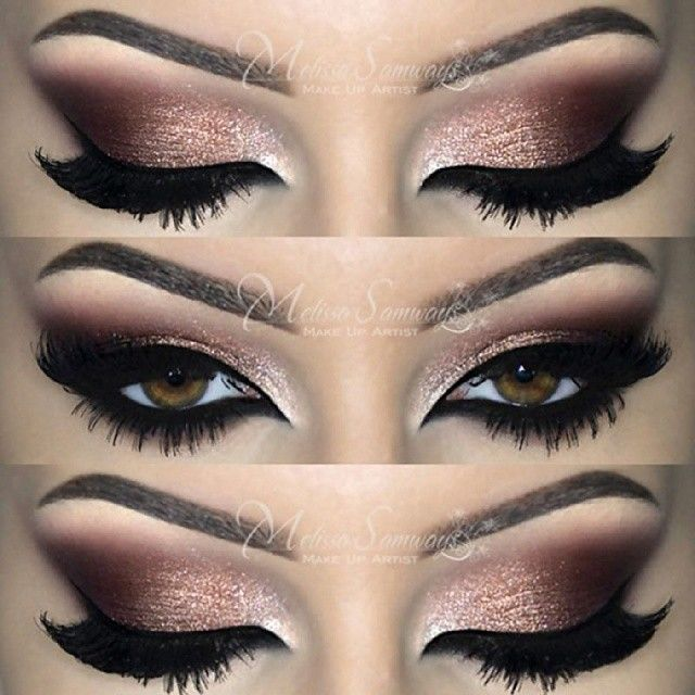 SnapWidget | Burgundy Makeup – Products for Eyebrows – DIPBROW Pomade – Color Dark Brown and Concealer color 1.0 by Anastasia