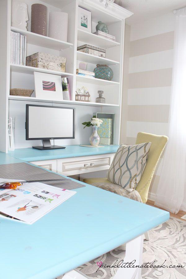 Office paint colors, stripes
