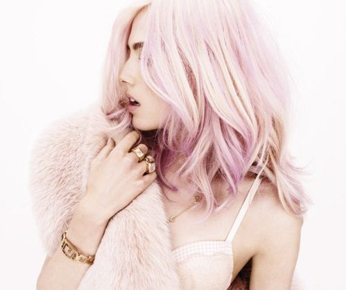 start with light hair keep in mind that bleached blonde hair will fashion pinterest