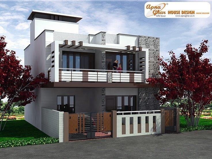 3 Story Duplex House Plans