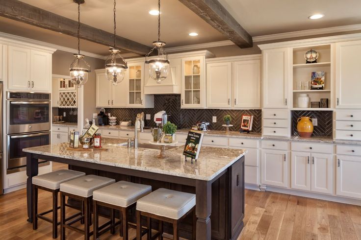 Landen Maple Painted Antique Cabinets With Landen Maple