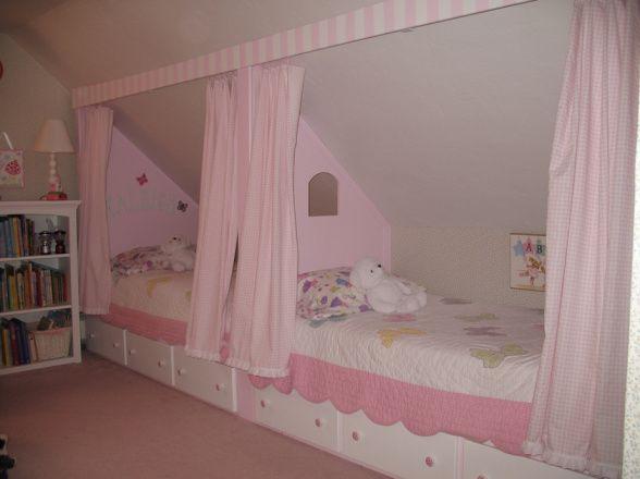 Best 25+ Slanted Ceiling Bedroom Ideas On Pinterest