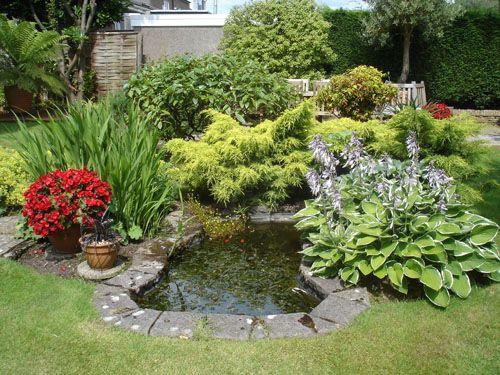 Garden Ponds And Waterfalls Ideas Backyard Ponds Waterfalls