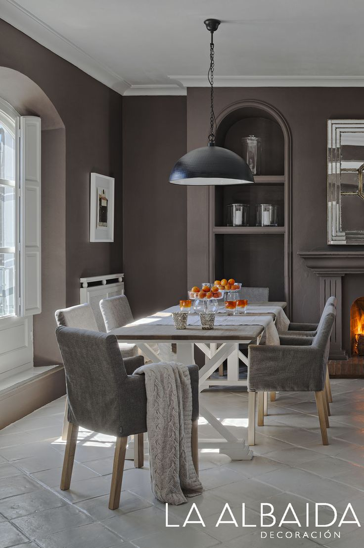 Farrow And Ball London Clay On The Walls And Cornforth