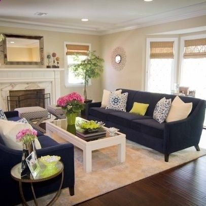 Accent Couch And Pillow Ideas For A Cool Contemporary Home