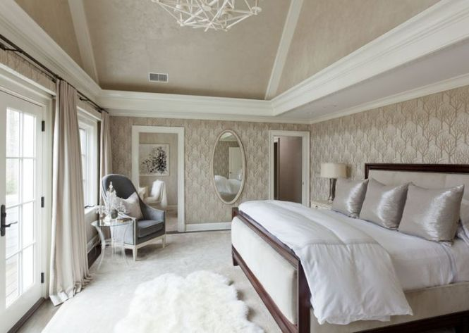 La Dolce Vita Modern New England Style By Tiffany Eastman Glamorous Bedroomsneutral Bedroomswhite Bedroomsmaster