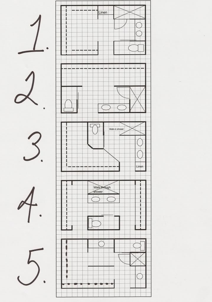 Bathroom Addition Plans #33: 1000 Ideas About Master Bathroom Plans On Pinterest Master