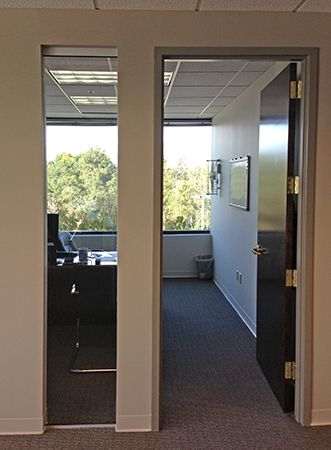 Corporate Office Door With Sidelight Google Search Inspired Office Pinterest Interiors