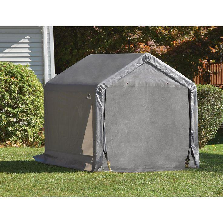 ShelterLogic ShedinaBox 6ft.L x 6ft.W x 6ft.H, Model