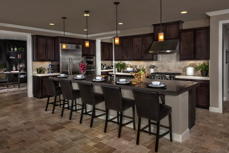 317 Best Images About Kitchens Dark Cabinets On