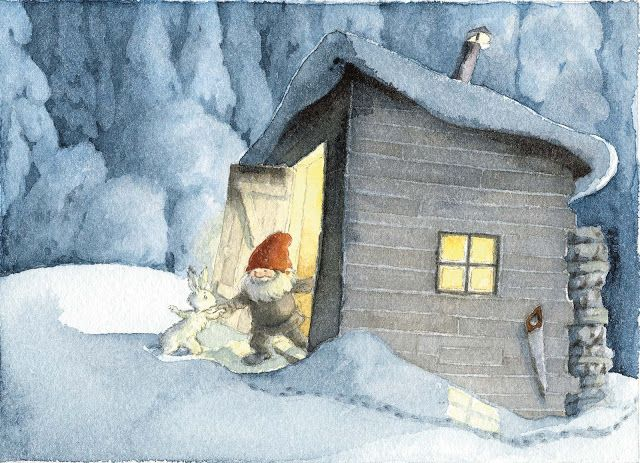 17 Best Images About Gnome Tomte Nisse On Pinterest